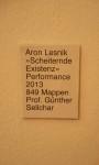 Ausstellungsansicht (c) Aron Lesnik